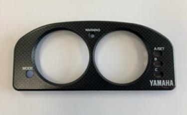 デザイン性の高い三次元加飾が可能